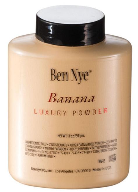 Ben Nye Banana Powder Makeup Shaker - 3oz