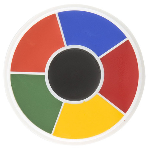 Ben Nye Rainbow Makeup Wheel