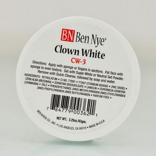 Clown White 3 Oz