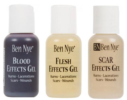 Ben Nye Gel Wound Kit 3 Pack