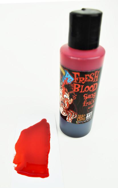 Bleeding Art Industries Fresh Blood 2oz Makeup
