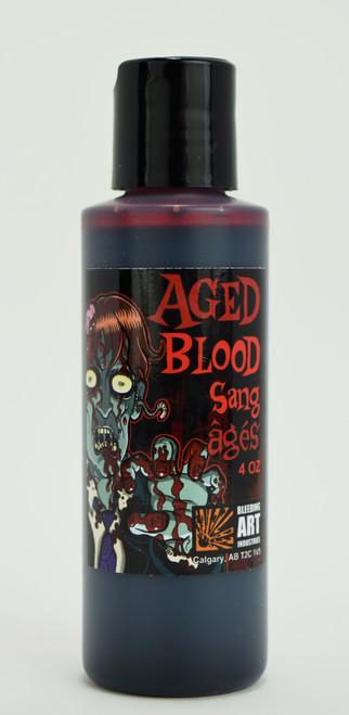 Bleeding Art Industries Aged Blood 4oz Makeup