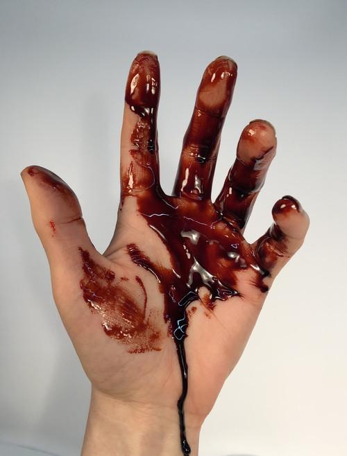 Bleeding Art Industries Aged Blood 8oz Makeup