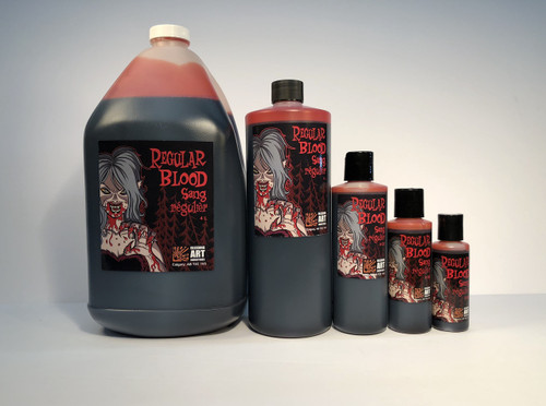 Bleeding Art Industries Mouth Blood 8oz Makeup