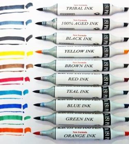 Bleeding Art Industries Tattoo Pen Makeup