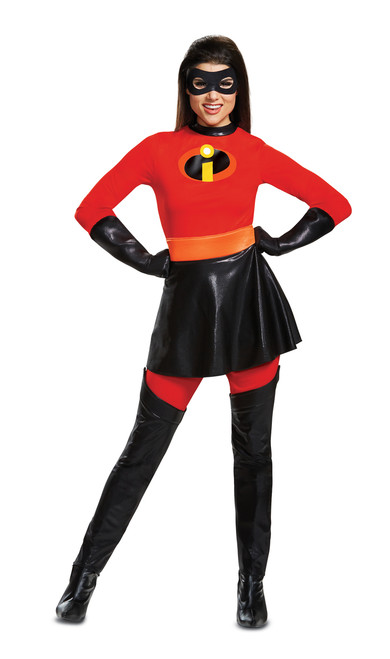 Womens Incredibles 2 Mrs. Incredible Costume