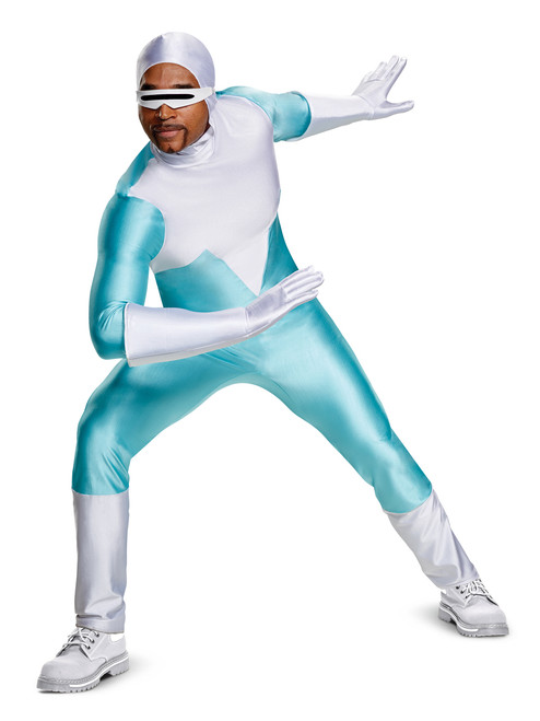 Mens Incredibles 2 Frozone Costume
