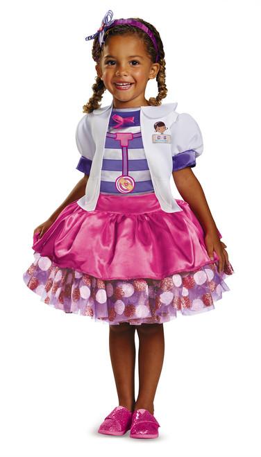 Girls Doc McStuffins Costume
