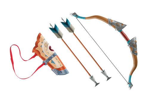 Legend of Zelda Breath of the Wild Link's Bow & Quiver