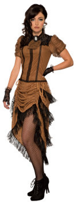 Last Dance Saloon Girl Costume