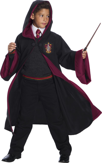 Gryffindor Child Robe Deluxe SM