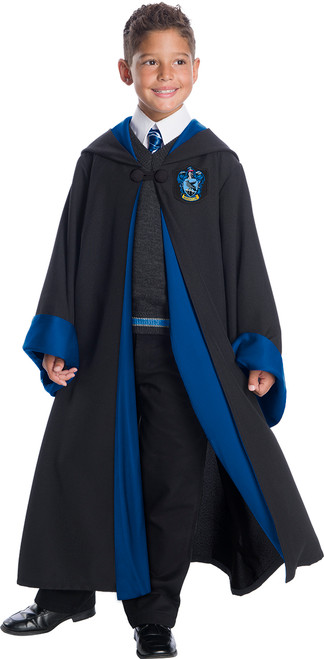 Ravenclaw Child Robe Deluxe LG (ALT)