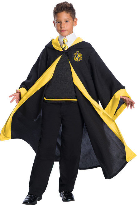 Hufflepuff Child Robe Deluxe MD (ALT)