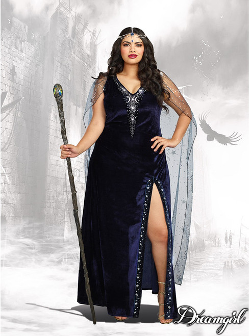 The Sorceress Costume - Plus Size