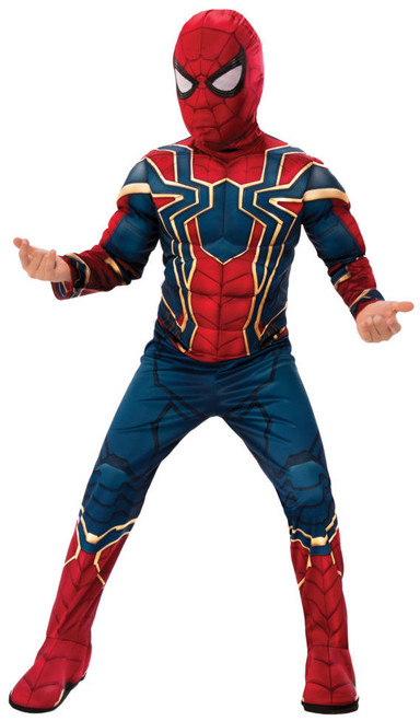 Iron Spider-Man Costume