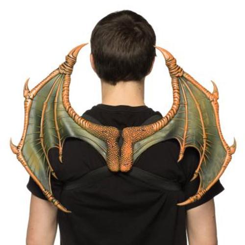 Supersoft Mini Dragon Wings ORANGE