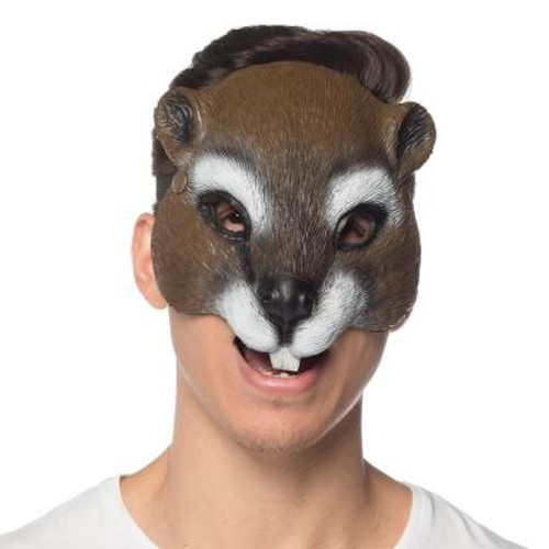 Supersoft Squirrel Animal Mask