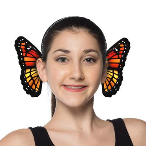Supersoft Butterfly Wings Headband