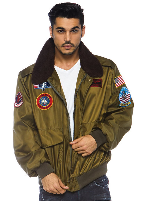 Top Gun Officially Licensed Bomber Jacket
