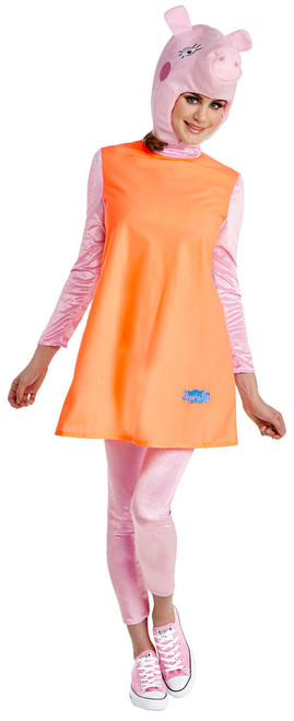 Peppa Pig Officially Licensed Mommy Pig Costume