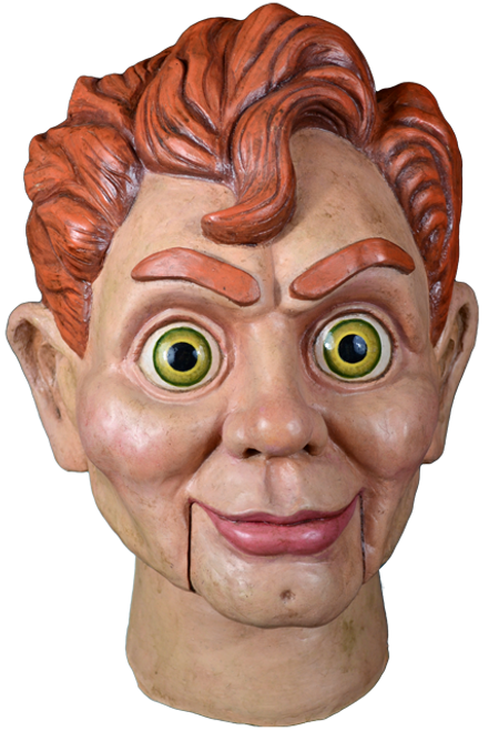 Goosebumps Slappy The Puppet Mask