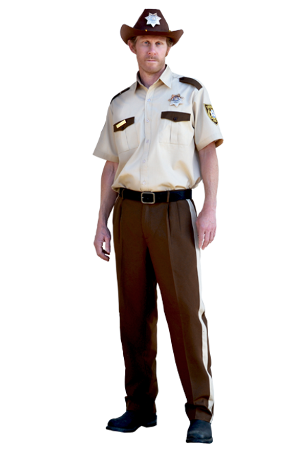 Rick Grimes The Walking Dead Sheriff Costume