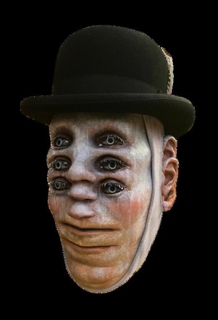 Vertigo Mutant Latex Mask
