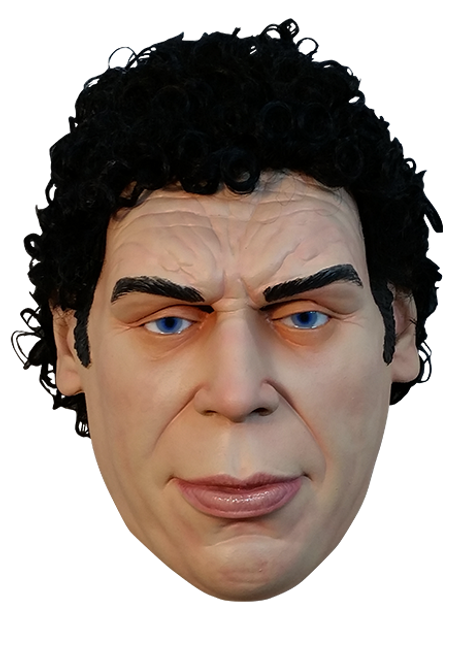 World Wrestling Entertainment - Andre The Giant Latex Mask