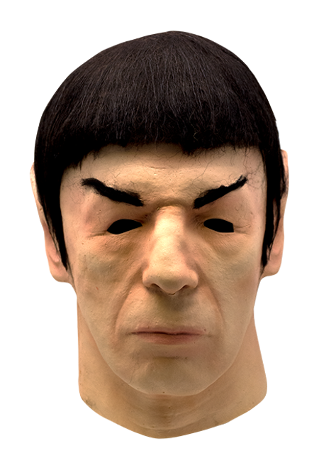 Star Trek: The Original Series Spock Latex Mask