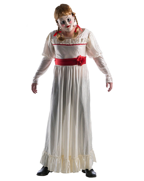 Adult Conjuring Universe Licensed Deluxe Annabelle Costume