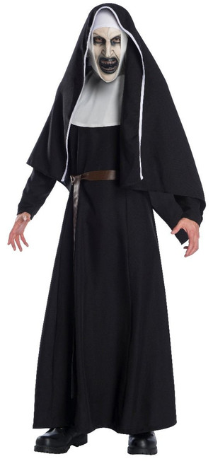 Adult Conjuring Universe Licensed The Nun Costume