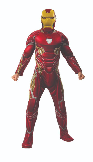 Mens Avengers: Infinity War Licensed Iron Man Costume