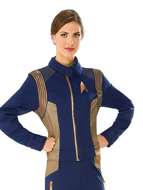 Women's Star Trek - Discovery Operations Officer Uniform