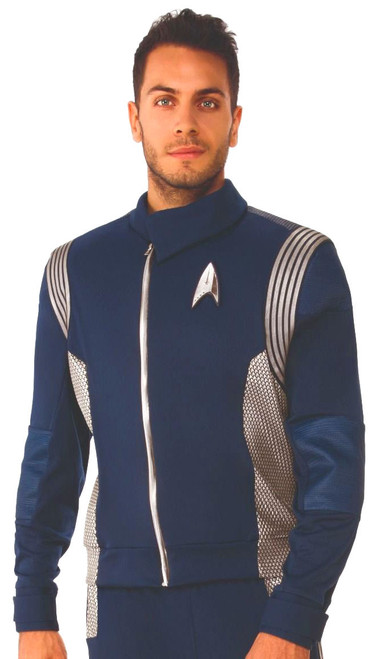 Men's Star Trek - Discovery Science Officer Uniform Jacket