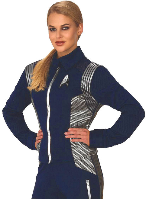 Women's Star Trek - Discovery Science Officer Uniform Jacket