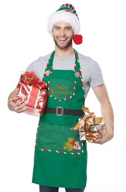 Santa's Helper Apron Costume Kit