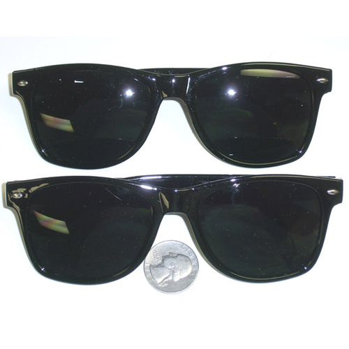 Wayfarer Blues Smoke Glasses