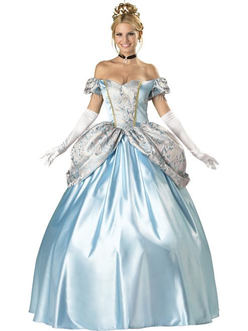 Classic Blue Enchanting Princess