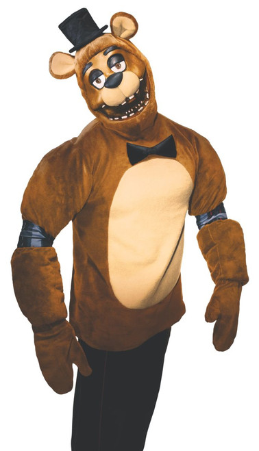 Adult Freddy Five Nights At Freddys Costume