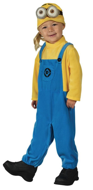 Toddler/Children's Minion Dave Despicable Me Costume