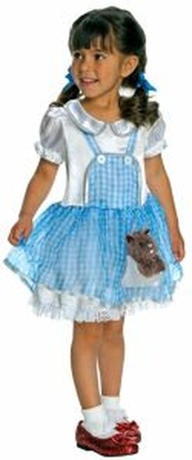 Toddler's Dorothy Wizard of Oz Costume