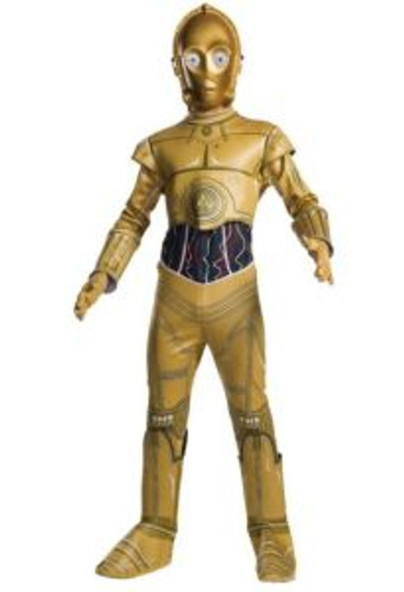 Child C-3PO Star Wars Costume