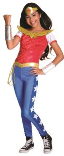 DC Girls Wonder Woman Costume