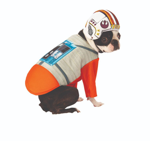 Pet Star Wars X Wing Fighter Costume