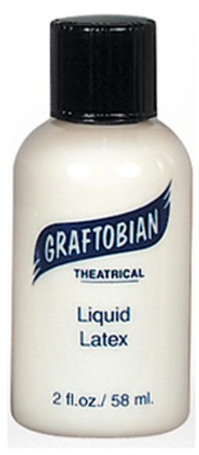 Graftobian Liquid Latex Bottle - 2oz