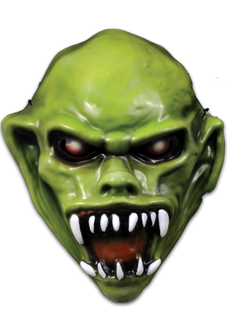 The Haunted Vacuform Goosebumps Mask