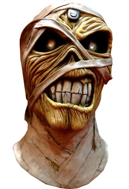 Iron Maiden Poweslave Mummy Latex Mask