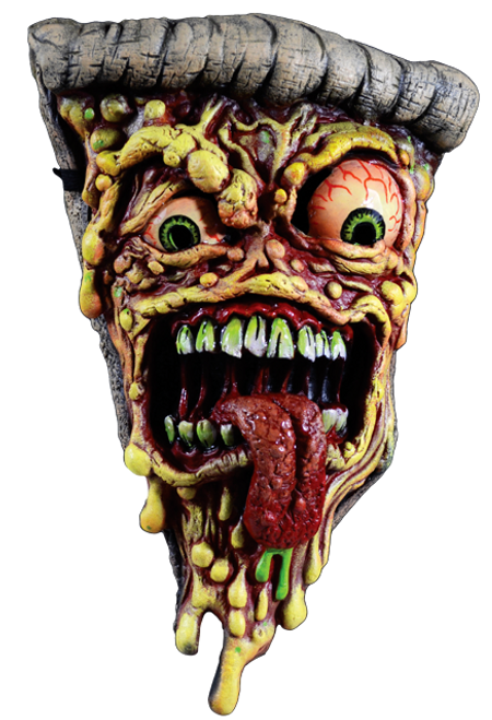 Jimbo Phillips Pizza Fiend Mask