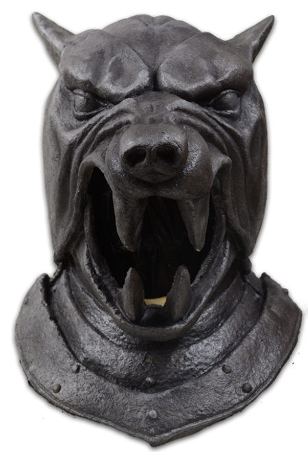 Game of Thrones Latex Hound Helmet