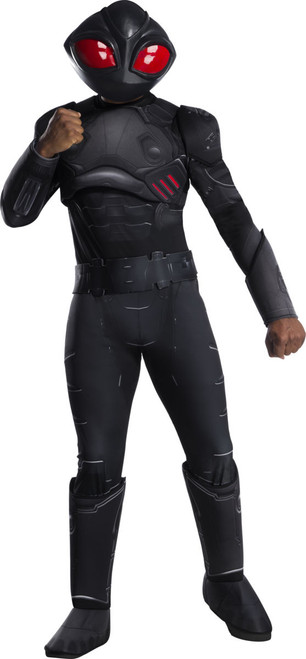 Deluxe Black Manta Aquaman Movie Costume